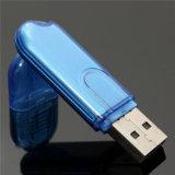 Vara relativa à promoção da memória do USB 2.0 do plástico 16GB do OEM para a promoção