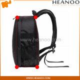 安いカメラマン旅行専門の防水DSLRデジタルカメラはバックパックを袋に入れる