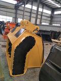 Pièces d'excavatrice de position de broyeur pour Jcb240
