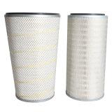 Gefaltete Filter für Impuls-Strahlen-Staub-Sammler