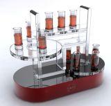 Support d'affichage acrylique de verre à vin (AGD001)