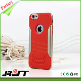 Schaufel-Serien-Auswirkung-Shockproof dünne starke Rüstungs-Kästen für iPhone 6 (RJT-0128)