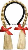 Trenzas Bendable de la alineada de lujo en una venda (CPPH_021)