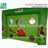 Aufblasbares Fußball-Ziel, aufblasbares Fußball-Spiel für Verkauf (BJ-SP30)