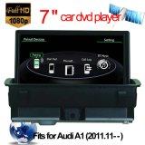 Auto voor Systeem van de Navigatie DVD van Audi A1 het Radio (hl-8862GB)