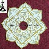 Form-Entwurfs-Huka Shisha Chicha Pfeife Nargile Tellersegment