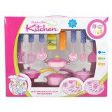 زعمت مطبخ منزل تربويّ يطبخ مجموعة من جديات لعب