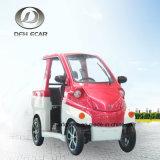 3 Seaters Minipassagier-besichtigenkarren-elektrische Fahrzeuge
