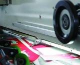Automatische Zelfklevende Film die Op basis van water Machine behandelen met de Vliegende Snijder van het Mes (xjfmk-1300)