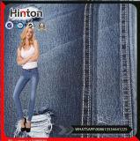 Ткань джинсовой ткани Spandex Legging типа способа Slub