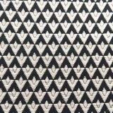 Модные светотеневые ткани жаккарда диаманта
