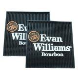 Изготовленный на заказ логос выбивая Eco-Friendly мягкую циновку потека штанги PVC
