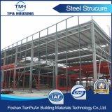 Taller estructural de acero del garage de la alta calidad para la venta