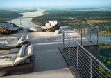 Barandillas y barandillas populares de la escalera del acero inoxidable de América para el balcón