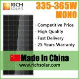 Painel 345wp solar Mono-Crystalline solar rico
