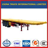 2半Axle/3車軸40feet容器またはユーティリティ貨物トラックのトレーラー