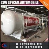 Station de remplissage mobile personnalisée de dérapage de 25m3 12500kg LPG