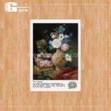Papel blanco cristalino auto-adhesivo de la foto, photopaper de la impresión