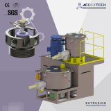プラスチックPVC粉の物質的な高速熱冷たい混合単位