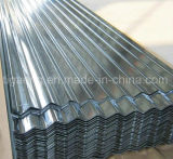Plaque d'appui en acier galvanisée ridée/trapézoïdale de premier niveau pour le Ghana