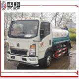Sinotruk HOWO 4X2 8t Wasser Ssprinkler LKW des Wasser-Sprüh-LKW-8000L
