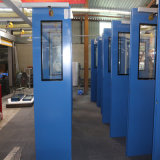 Porte en acier de vente chaude pour le Cleanroom