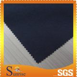 100% tessuto della saia spazzolato cotone 128GSM per vestiti