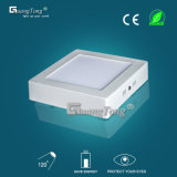 luz de teto morna quadrada do diodo emissor de luz do branco da luz de painel 24W