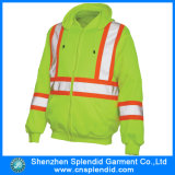Hoodies all'ingrosso Work Safety Reflective Hoody con Zipper
