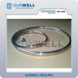 Guarnizioni ovali della guarnizione della giuntura dell'anello/anello di Rtj