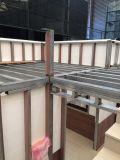 軽量の速い鋼鉄構造別荘の住宅建設材料をインストールする