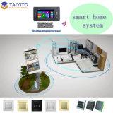 Casa astuta di controllo di accesso di Zigbee per il sistema domestico astuto