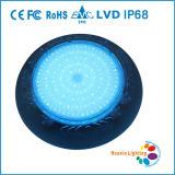 DC12V LED Unterwasserswimmingpool-Licht-warme weiße Lampe (HX-WH260-252P)