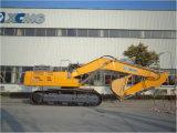 XCMG Xe335c 33.5tの普通サイズのクローラー掘削機