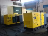 140kVA 112kw Reserveleistungs-leiser Typ Cummins-Diesel-Generator