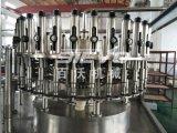 Машина завалки бутылки автоматического напитка сока шлиха пластичная