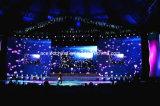 Alta qualità P4.81 RGB dell'interno che fa pubblicità allo schermo di visualizzazione del LED