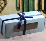 Цветастая бумажная коробка печений с конкурентоспособной ценой