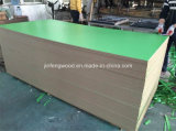 Table de meuble 100% Poplar Material Melamine MDF Board (12 * 1220 * 2440mm)