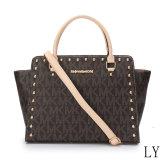 Bolsa de couro da mulher do desenhador do plutônio Mk dos sacos das senhoras da forma