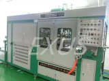 Máquina de fatura de formação Thermo do vácuo plástico descartável das bandejas do recipiente de alimento