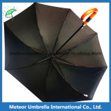 Im FreienClassic Strongest Black Straight Golf Umbrella für Sale