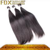Полные волосы кончая волос 100% человеческих волос Unprocessed индийские навальные