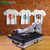 "Impresora auto de la camiseta "" *20 "" de la prensa 16 del calor de Freesub del desbloquear"