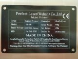 precio portable del sistema de la marca del laser de la fibra de 10W 20W 30W