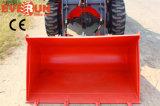 Qingdao Everun 0.8 Tonnen-Vorderseite-Typ Minirad-Ladevorrichtung
