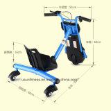 """""""trotinette"""" elétrico de derivação esperto psto 3wheels do balanço do auto do Unicycle"""