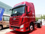 A carga resistente dos caminhões de descarga de China Hyundai transporta caminhões do trator