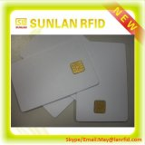 Customized all'ingrosso FM4442 FM4428 Sle 5528 e Atmel Blank Contact CI Card (campioni di Free)