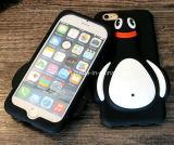 iPhone аргументы за телефона нового силикона пингвина мягкого защитное